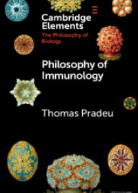 Philosophy of Immunology by Thomas Pradeu