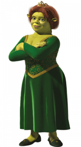 Princess Fiona 費歐娜