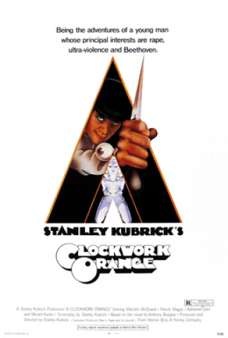 A Clockwork Orange 1971 發條橘子