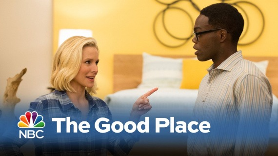 The Good Place - Someone Royally Forked Up (Episode Highlight)