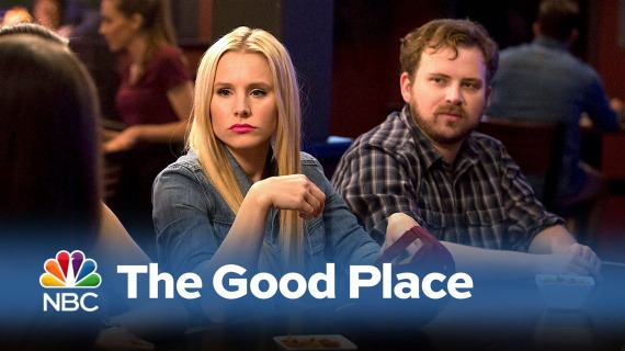 The Good Place - She's Too Selfish to Be Good (Episode Highlight)